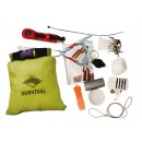 Izdzīvošanas komplekts BCB Survival Essentials Kit