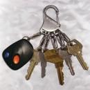 Atslēgu piekarīņš Nite Ize S-biner Keyrack