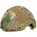 Helmet cover mesh, multicam
