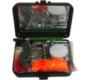 Combat survival kit waterproof green