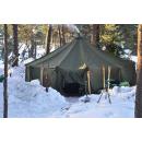 Zviedru armijas telts noma